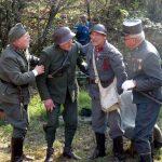 41. ranjen italijanski vojak