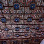 24. strop iz leta 1680 , obnovljen