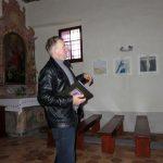 27. gospod Jože nam je povedal vse o cerkvi in njeni okolici