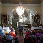 11. domačin nam je razložil zgodovino cerkve