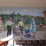 53. poslikava v kulturnem domu v Novi vasi