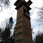 19. zapuščeni stolp na Galetovem